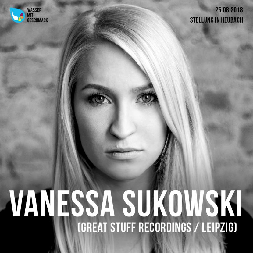 Vanessa Sukowski Wasser mit Geschmack